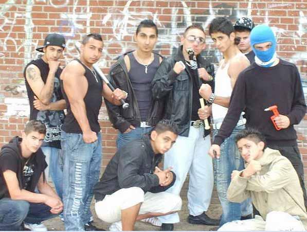 Azzlack-gang