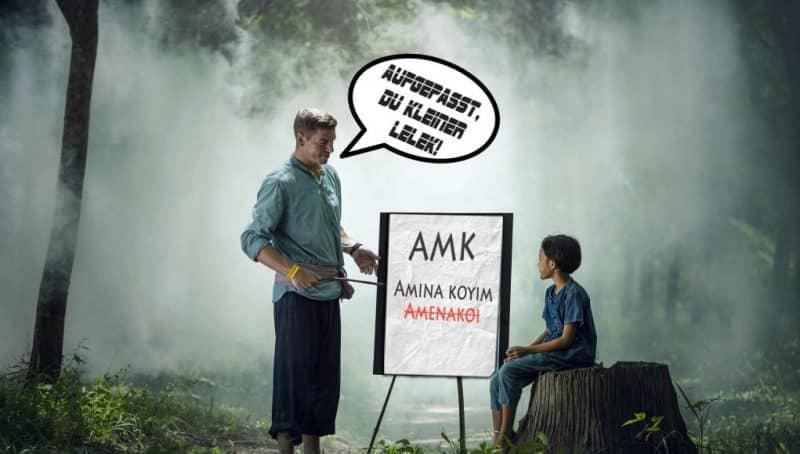 Azzlack Sprache Lernen