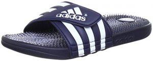 Adiletten-Herren-Adidas-Badelatschen-blau