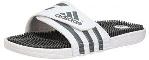 Adiletten-Damen-Adidas-Badelschlappen-weiss-adilette