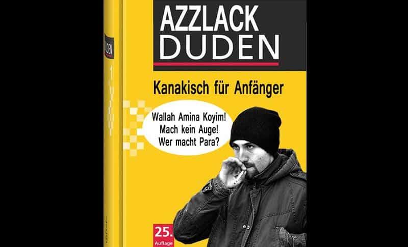 Azzlack-Duden-Brudi