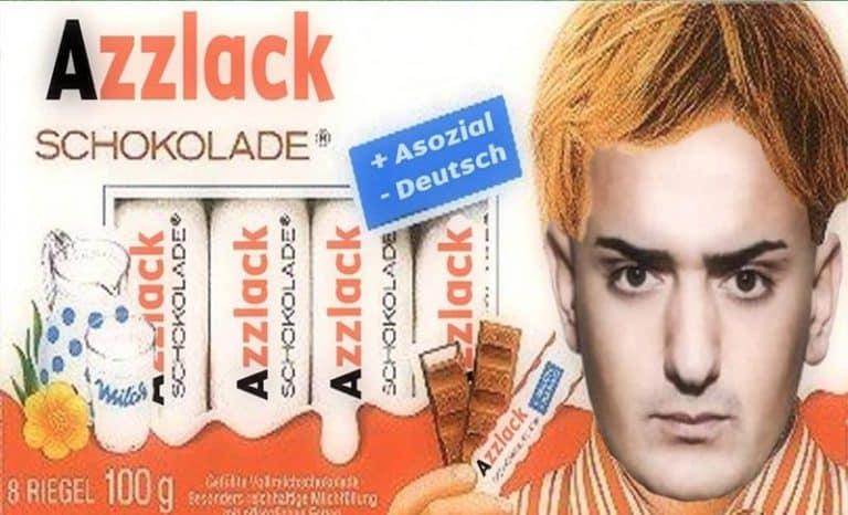 azzlack-kanacke.azzlackz-schokolade-haftbefehl-lustig