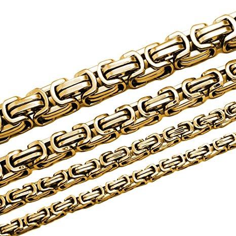 Goldkette Kette Gold Königskette