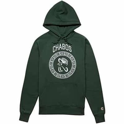 Chabos-IIVII-Shop-Hoodie-Sace-Iamchabo-Klamotten-Pulli-grün