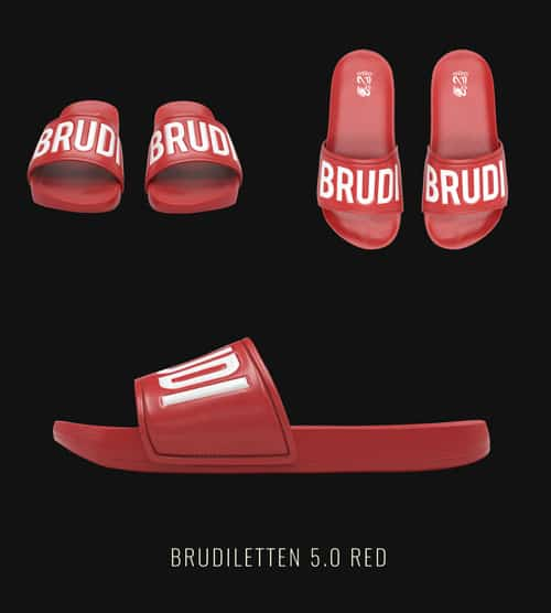 Brudiletten-Rot-Red-kaufen-chabos-brudi-badelatschen-haftbefehl-2