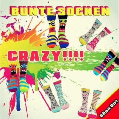 Bunte-Socken-lustig